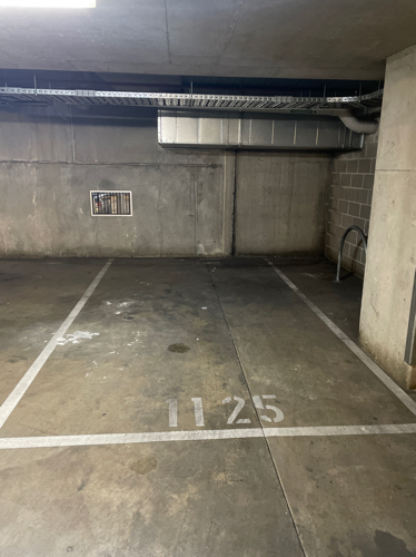 Indoor, secure parking near CBD and University of Melbourne