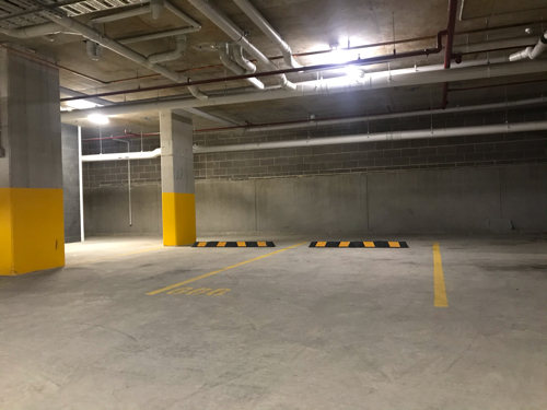 Secure Car parking space near Wolli Creek station
