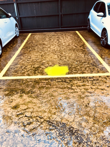 Car parking space available within residential building