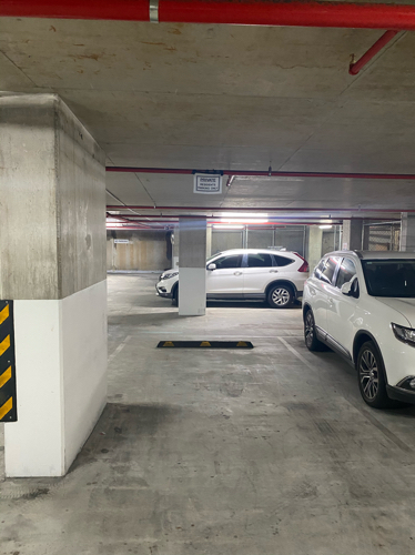 Well situated parking in the heart of Bowen Hills/Fortitude Valley