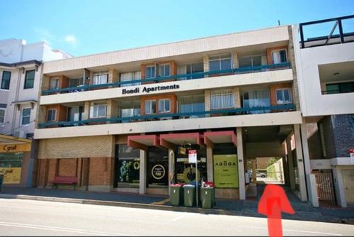 Premium location in the heart of Bondi on Bondi Rd