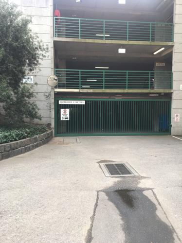 Secured Grand Hotel Parking!