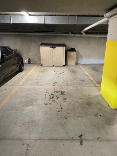 North Bondi underground parking