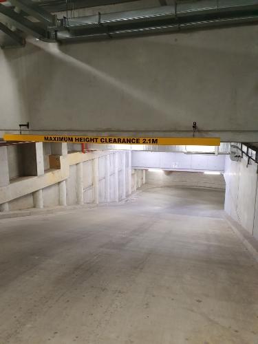 Lock up garage parking on Malvern Road in South Yarra