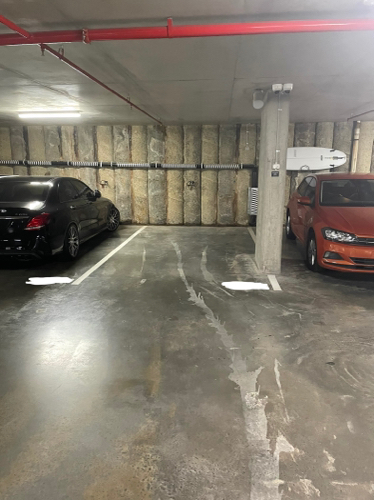 Secure Parking in Newstead