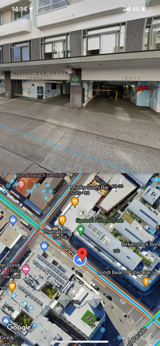 The best parking location in Bondi - right under Woolies. Monthly only. Available until 8/9/21