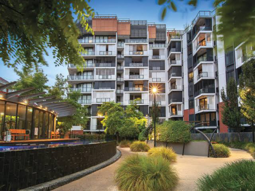 VIP PARKING - 24/7 ACCESS - SECURE UNDERGROUND PARKING IN A BEAUTIFUL CENTRAL GARDEN PROPERTY