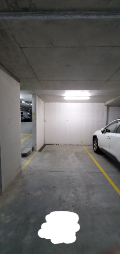 Secured basement parking, Balmoral St, Waitara
