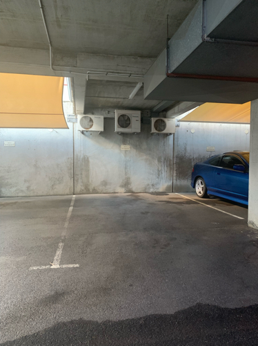 Parking Bay - Access to Fitzgerald St, Northbridge