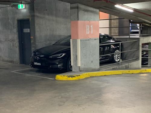 Sydney - Secure Indoor Parking in CBD