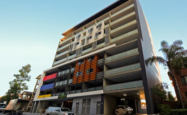 Parramatta  - Secured Undercover Parking Near Parramatta Station #2