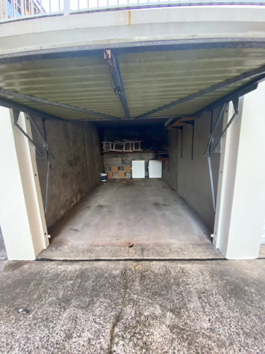 Secure garage lock up available on Birrell Street