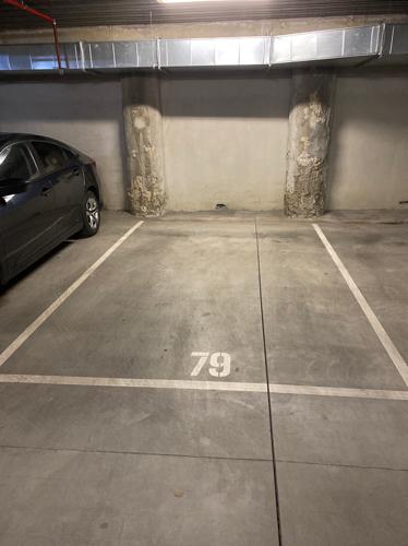 Central Carlton car space