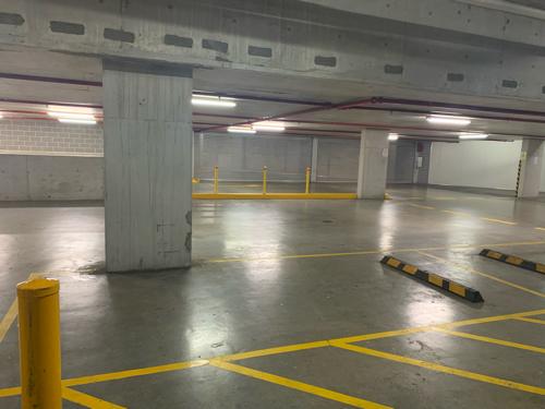 Zetland - secure underground parking space