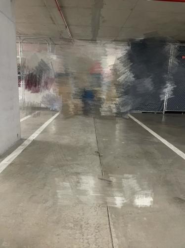 Secure parking space   7/24 underground parking