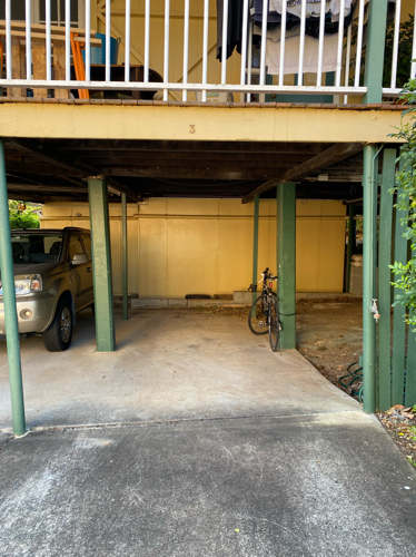Great secure parking in Toowong