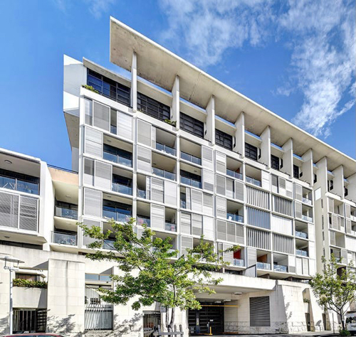 Secure parking space in the heart of Ultimo-Pyrmont