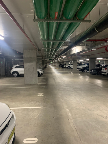 Indoor Parking space - East Village RESIDENTS ONLY