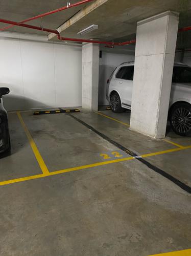 Zetland - Secured Undercover Parking Near Green Square Train Station & East Village