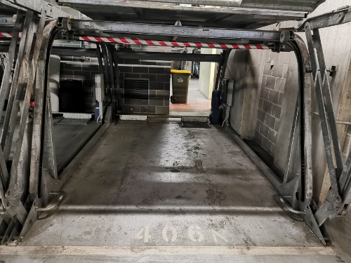 229 Toorak road Indoor carpark