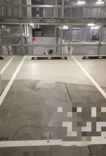 Secured Carspace in Darling Harbour Apartment