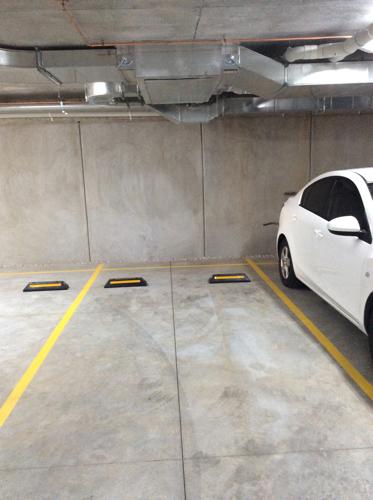 Secured Basement Car Space